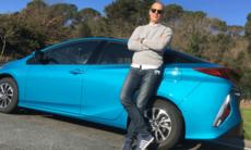"""Toyota Prius Plug-in provkörd: """"Lägsta förbrukning jag varit med om"""""""