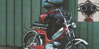 Bättre med varmkörd moped?