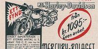 Nostalgi: Armens Harley-Davidson