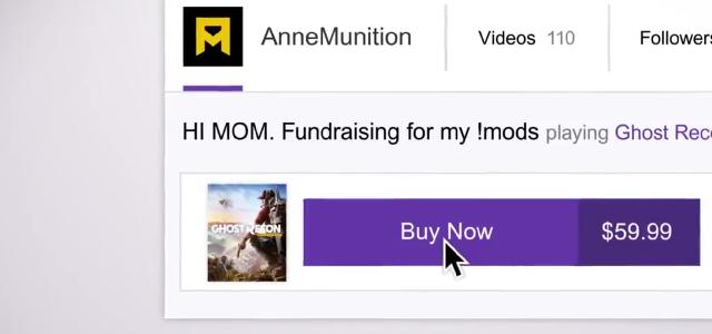 Twitch utmanar Steam - blir spelåterförsäljare