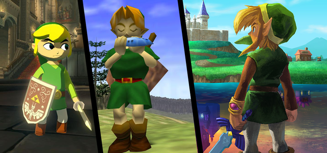 De 10 bästa Zelda-spelen!