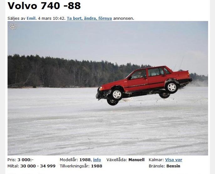 Sveriges Roligaste Bilannonser Nyheter Allt Om Husvagn Camping