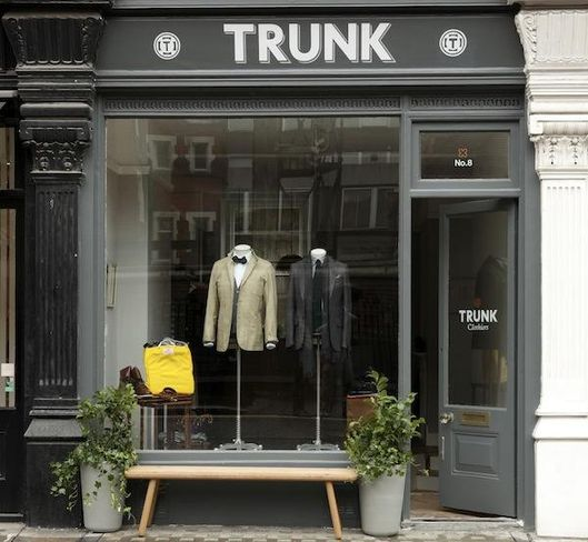 Trunk Clothiers London firar 3-årsjubileum