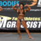 Video från SM 2013: Bodybuilding Damer Veteraner