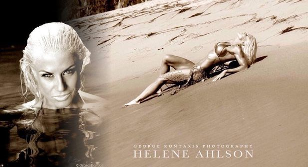 "Helene ""Ice"" Ahlson"