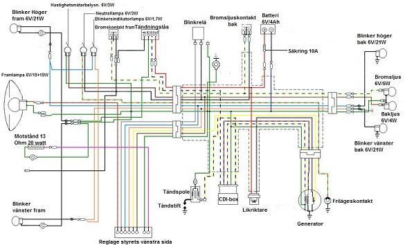 classic wiring diagram  | 1280 x 720
