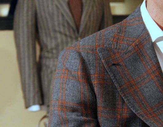 Inför Pitti Uomo 86 – G.abo Napoli Made to Measure