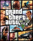 Grand Theft Auto V boxshot