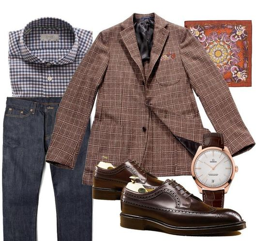 Fredagsinspiration - Kavaj   Jeans 7bbd8f8ddaa11