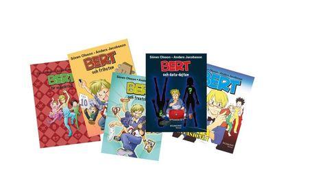 De populära Bertböckerna!