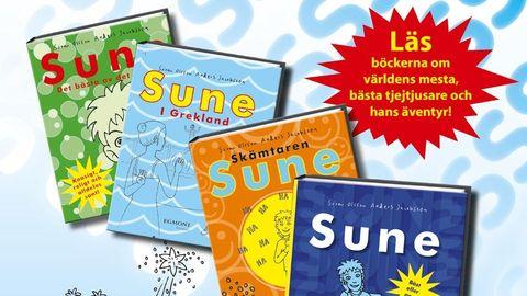 Böckerna om Sune