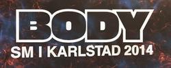 Video från SM Karlstad 2014: Classic Bodybuilding Juniorer