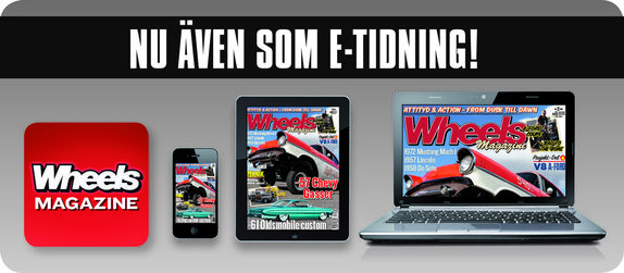 Wheels Magazine som e-tidning