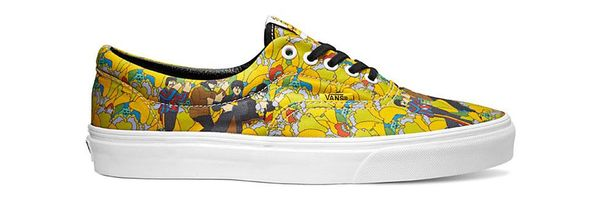 Vans i colab med The Beatles