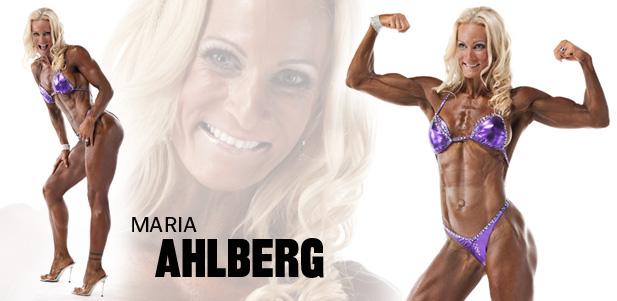 Maria Ahlberg