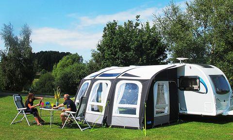 Förtält husbil Camping | Campout