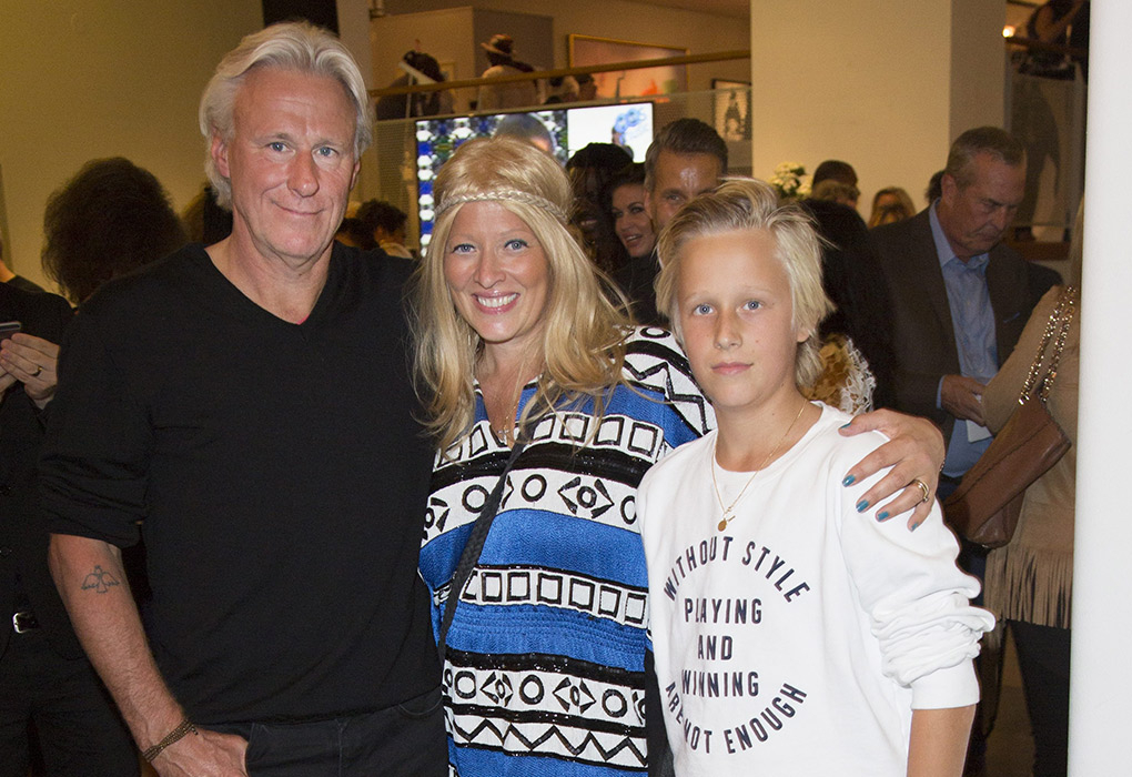 Borgs familj kravs pa 14 miljoner