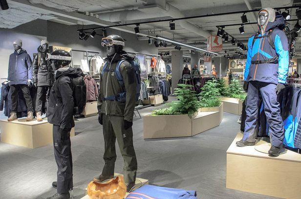 Haglöfs nya butik ska ge lugn och inspiration - Nyheter - Sportfack 801630b04f16b