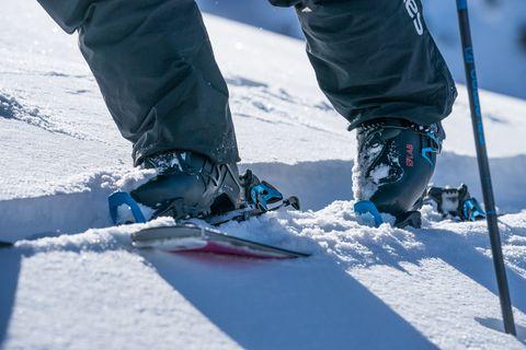 Salomons nya superbindning – Shift – Åka Skidor