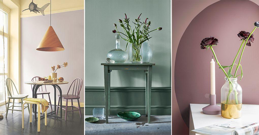 5 experter avslöjar  Här är årets trendigaste färger – Hus   Hem fd4233b2431d2