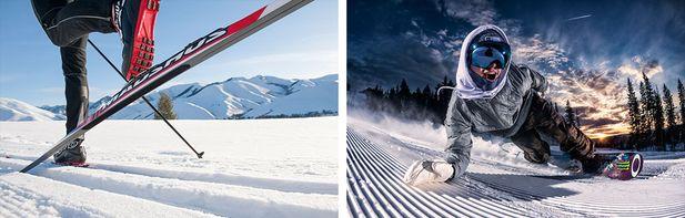 Bra vinter för längd och snowboard fc5eeb0ba5c83