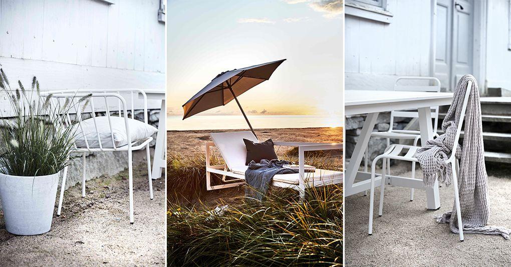 Ungdommelig Möbler för balkong och uteplats för sommaren 2018 hos Jotex – Hus ZC-81