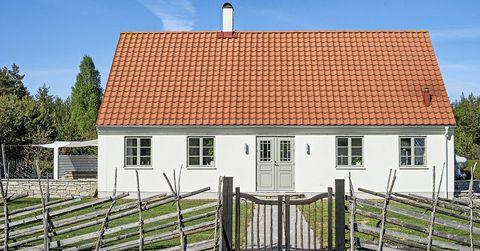 hyra ut ett hus