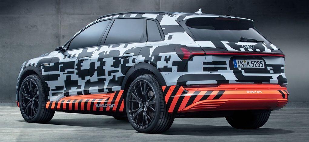 0022901d935 Mysteriet: Varför har Audi e-tron blivit långsammare? - Recharge