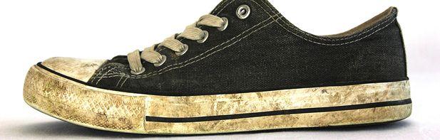 quality design 0f1d6 2a8fa Helt nytt system för återvinning av skor