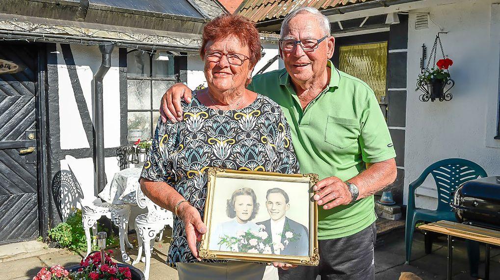 70 års bröllopsdag Brita och Agne firar 70 årig bröllopsdag! – Hemmets Journal 70 års bröllopsdag