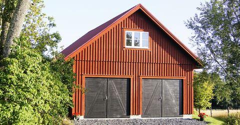bygga ihop garage med hus
