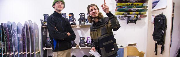 Sportfack besöker Sveriges senaste snowboardbutik c6bbc4ddb1258