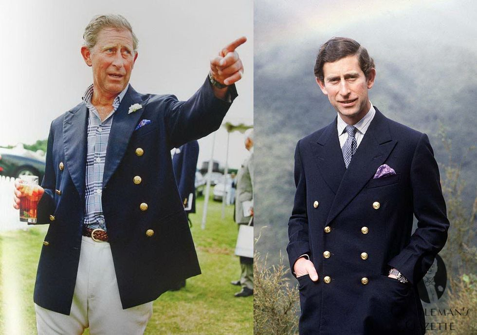 Prince Charles i en version med 8 knappar. 310283c19cbbb
