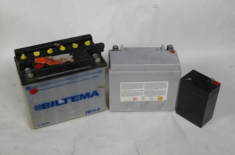 Kända Annat batteri i Yamaha FS1? - Experten - Classic Motor OE-21