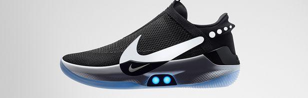 best website b6ff6 4899b Nike lanserar basketsko med inbyggd motor