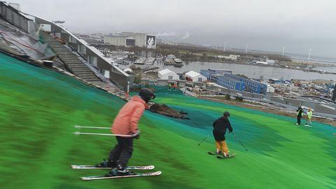 skidbacke köpenhamn