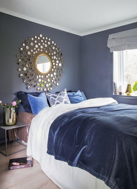 vilka färger passar i sovrummet