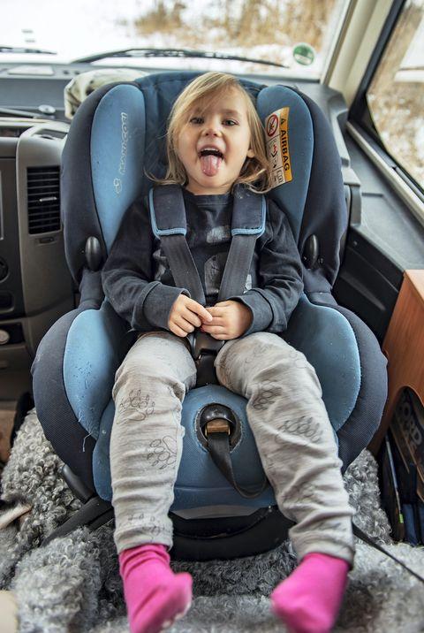 Barn i husbil – sätt de små i säkerhet Artikel Husvagn