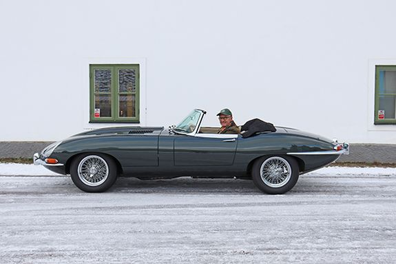 Jaguar E-Type 60 år: Still going strong