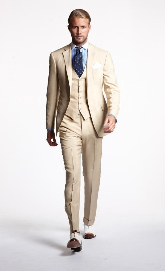 Vit kostym herr bröllop f1a085aeacd61