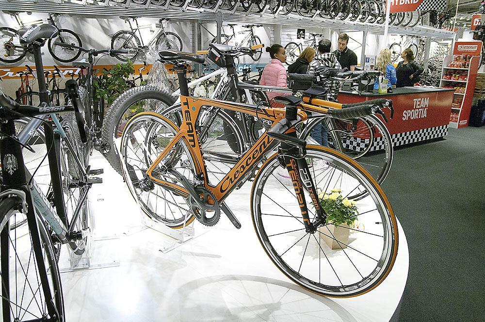 Lilla julafton for alla cykel entusiaster