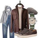 Fredagsinspiration - Field Jacket for Fall d95a0605efe7d