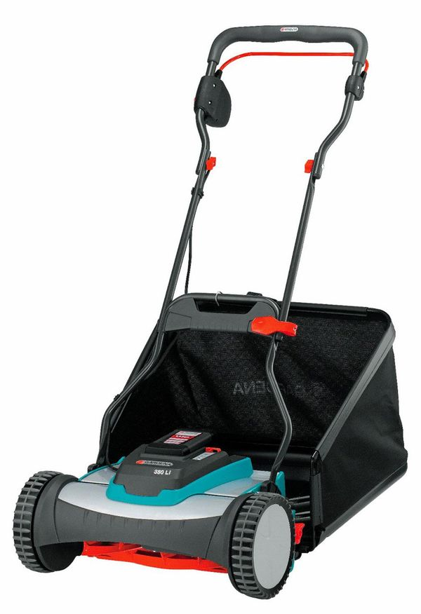 Test Batterigrasklippare Hus Hem