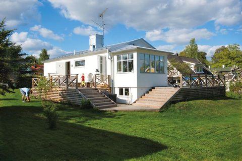 bygga liten villa