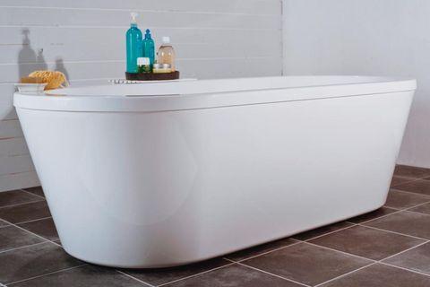 badkar gjutmarmor eller akryl
