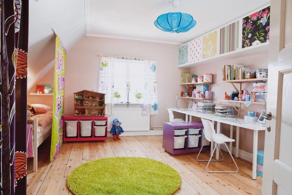Inredningsakuten: Barnrummet blev som nytt – Hus & Hem