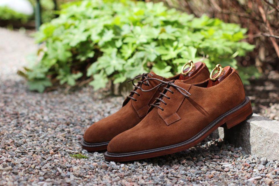 Jag har sagt det förut men när vi skriver om skor här på Manolo så brukar  det bli extra uppskattat och ni läsare deltar lite extra aktivt med  kommentarer på ... 8a31b4cb19337