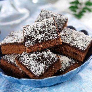 recept på chokladrutor