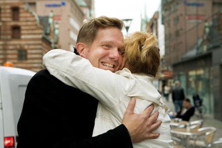 Dating en man som fuskat på sin ex hustru