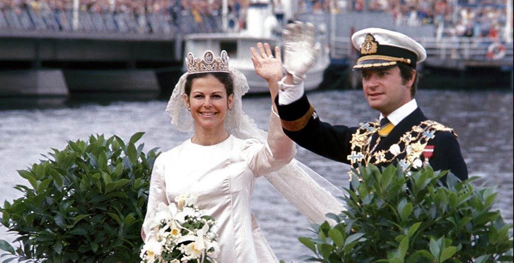 bröllop 40 år Grattis till 40 år av kunglig kärlek! – Hemmets Journal bröllop 40 år